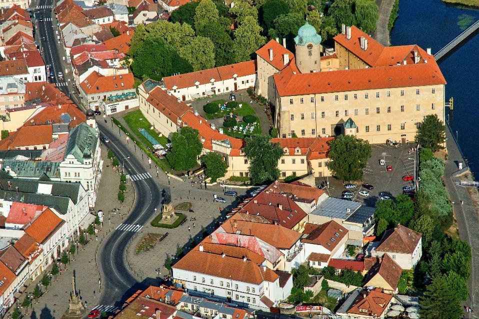 Pohledy shora - Kousek středních Čech